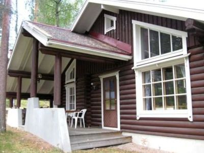 Photo for Vacation home Honkakoli 3 in Lieksa - 8 persons, 1 bedrooms