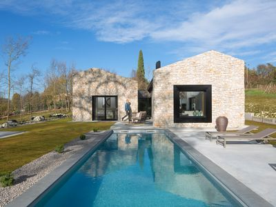 Photo for Beautiful Villa Ulmus, in Istria, with a Pool