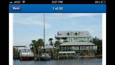 Photo for Immaculate Waterfront Property 5 mi. To Kemah Tropical Paradise Boat Jet Ski Fis
