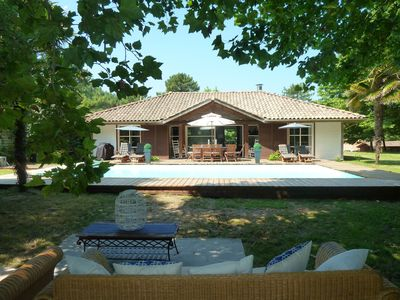 Photo for Villa Family Spirit in Moliets and Maa, close to the sea and golf