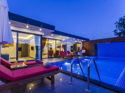 Photo for Stunning Brand New Ultra Luxurious 2 Bedroom Villa with Totally Private Pool
