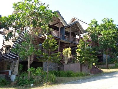Photo for Tagaytay Log House Ideal for Big Groups