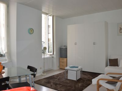 Photo for Studio Les Thermes de Jeanne ** Ground floor in town