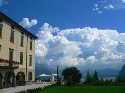 Photo for 2BR Apartment Vacation Rental in Solto Collina, Lombardia