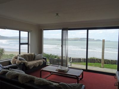 Photo for 3BR House Vacation Rental in Curio Bay, Southland