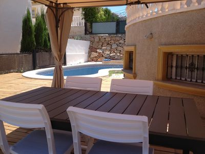 Photo for 2BR Bungalow Vacation Rental in Orihuela, Comunidad Valenciana