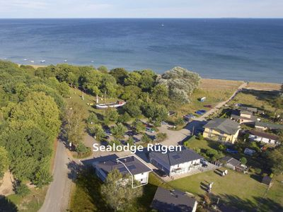 Photo for Sealodge Rügen - House: 140m², 4-room, 6 persons, garden, balcony, sea view
