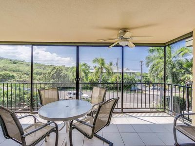 Photo for Villa w/ Private Lanai, Shared Pool, Across the Beach! (Wifi, Family Friendly)