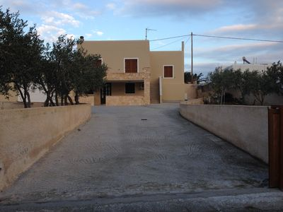 Photo for a traditional family home in Syros island near three magical beaches