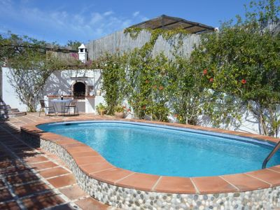 Photo for Vacation home VILLA CORTIJO MIRAMAR in Nerja - 4 persons, 2 bedrooms