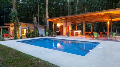 Photo for 2BR Bed & Breakfast Vacation Rental in Cocles, Puerto Viejo, Talamanca , Limon