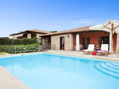 Photo for Exclusive Villa with Fantastic Sea View, Pool and Absolute Privacy