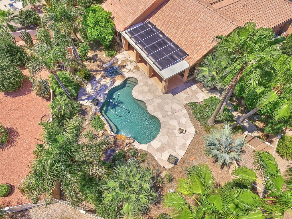 Arizona Oasis In Gated 55+ Community, Private Pool, Spa, Quiet Cul