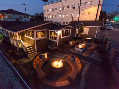 Beautiful ocean view Laguna Vista! Large patio w/ 3 fire pits, Parking available