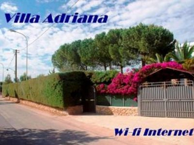 Photo for Villa surrounded by a beautiful park, air-conditioned, dishwasher, 2 verandas