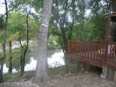 Photo for Caddo River Rustic Cabin