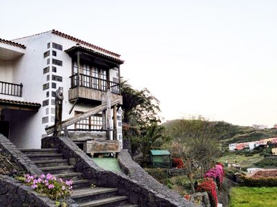 Photo for A dream for hikers - B & B Finca Los Geranios with pool for up to 16 people