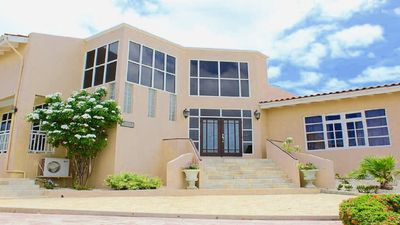 Photo for R & R Aruba Villa, Luxurious Modern home with pool and panoramic views