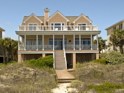 Photo for Book Soon For New Lower Rates! Open Floor Plan, 2 Spacious Oceanfront Decks!