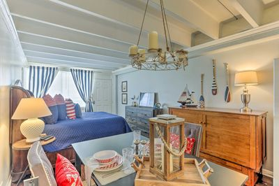 Enjoy the elements of home in this updated and well-decorated vacation rental.