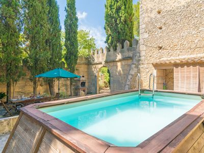 Photo for LA BISBAL - Chalet with private pool in MOSCARI.