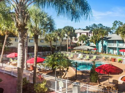 Photo for Resort-style Townhome 6 miles to Disney with POOL access and FREE wifi/parking