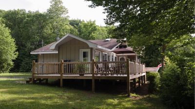 Photo for Laurentian Lakeside Cottage 55