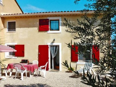 Photo for Semi-detached house, Carpentras  in Vaucluse - 4 persons