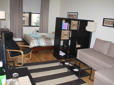 Photo for Sunny, clean studio apartment in the heart of Kips Bay.