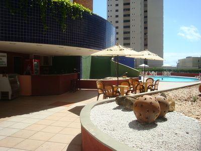 Photo for Apartment in Fortaleza With 2 bedrooms + sofa bed in the room -comporta 6 people!