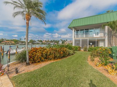 Photo for Waterfront Condo with Views of The Venetian Bay