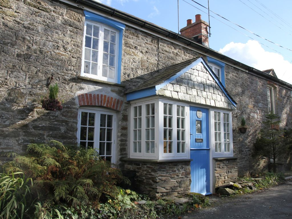 Fern Cottage Is A Traditional 18th Century Cornish With 21st C Update