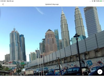 Photo for Ceria Homestay Plaza Rah 3rooms 2 Bathrooms fully furnished Near KLCC TWIN TOWER