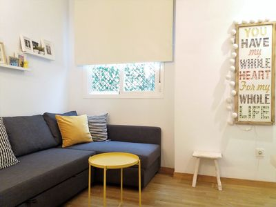 Photo for Brandnew and cute apartment next to the market of Feria street