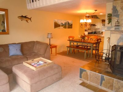 2 Bedroom Townhouse at the Base of Snow Summit Ski Resort!