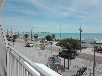Photo for Apartment Les Sables-d'Olonne, studio flat, 4 persons