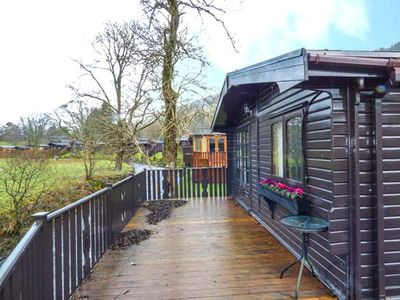 Photo for TICKLE TROUT LODGE, family friendly in Troutbeck, Ref 947513