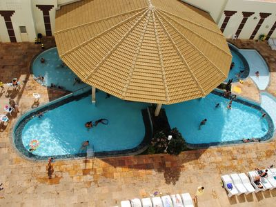 Photo for Part. Hotel Di'Roma Exclusive 4 stars with swimming pools and views of the city