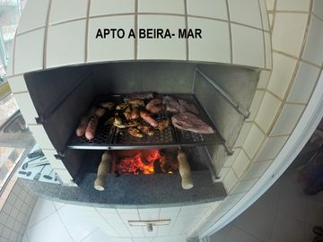 Cantinho do CHURRASCO !!  [GOURMET BALCONY]