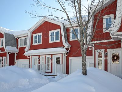 Photo for 3BR Townhome Vacation Rental in Mont-Tremblant, QC