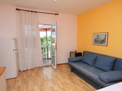 Photo for Two bedroom apartment with terrace Jezera, Murter (A-5120-b)