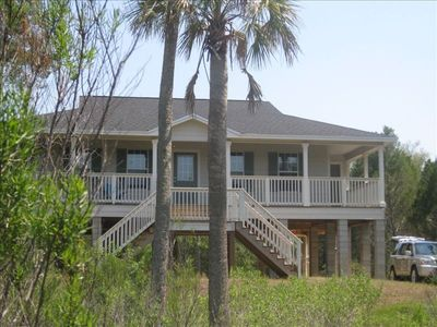 New stilt home in pristine Old Homosassa