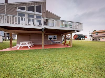 Photo for NEW LISTING! Dog-friendly beach house w/ beach view & beautiful decor