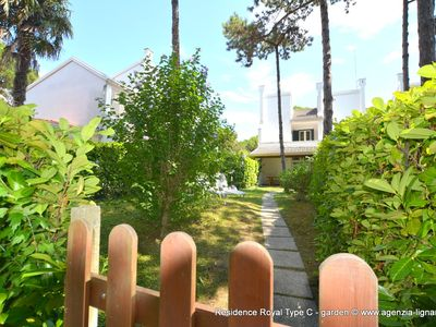 Photo for Villa in Lignano Pineta with 2 bedrooms and 2 bathrooms