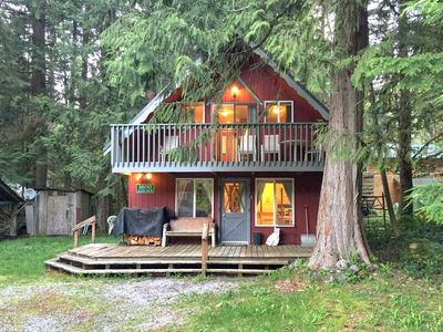 Photo for Mt. Baker Rim Cabin #63 - A traditional ski chalet! Pet friendly! Free Wi-Fi!!
