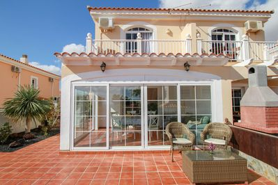 our lovely villa