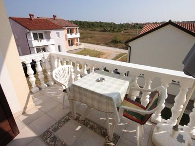 Photo for Studio flat with terrace Novigrad (AS-7037-a)