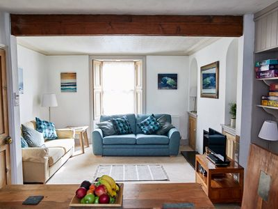 Photo for New for June 2019 - Quiet House in Penzance, Full Of Cornish Charm!