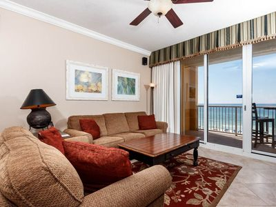 Photo for PERFECT UNIT! for that family get together that's minutes from the sandy beach!