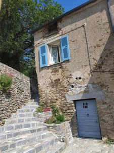 Photo for RAPAGGIO Traditional Corsican house in village -5/6 people